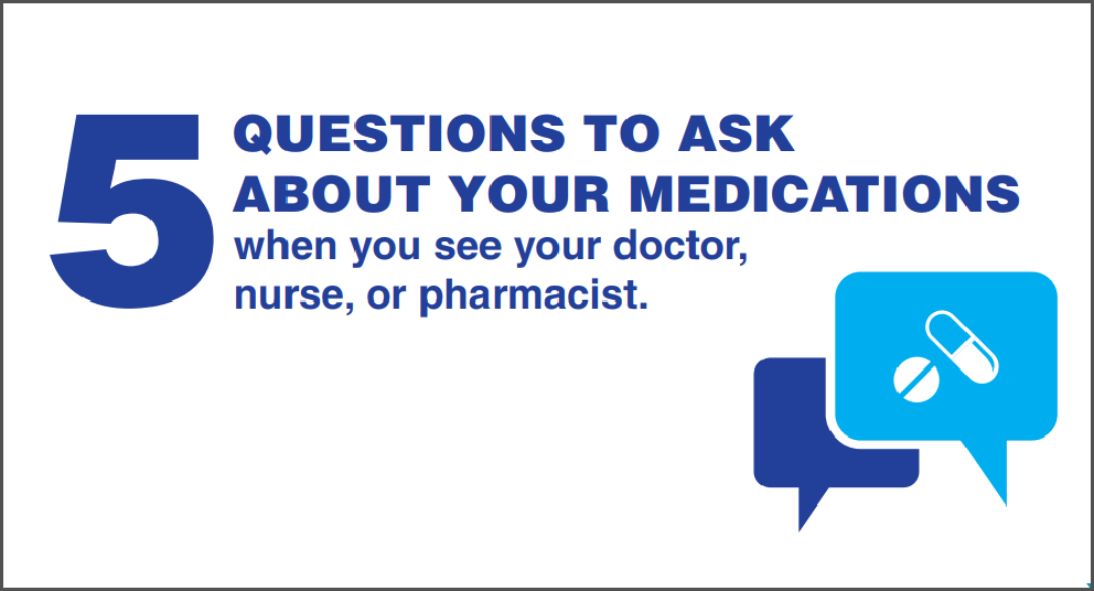 5 Questions to Ask About Your Medications