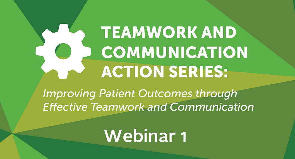 Teamwork & Communication Action Series Wave 1 – Action Period 1