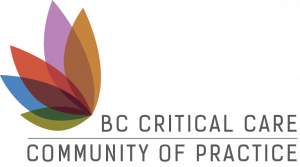 BC Critical Care Community of Practice