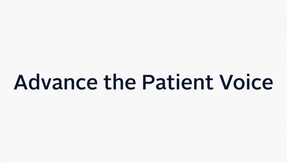 Advance the Patient Voice