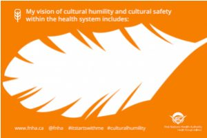 Cultural Safety & Humility Pledge Card