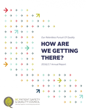 How Are We Getting There? 2016/17 Annual Report
