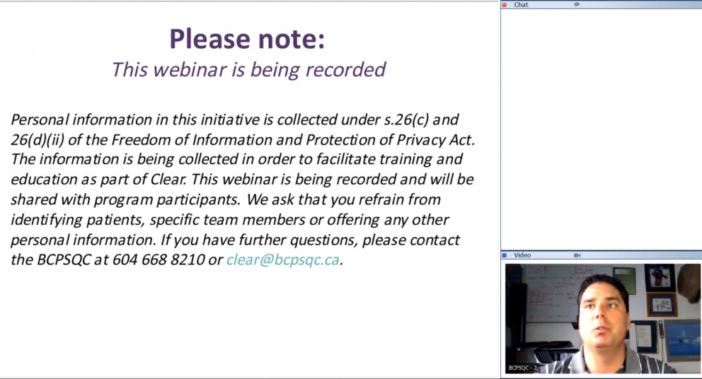 Leadership Preparation Webinar 4: Improving Patient Outcomes by Strengthening Teamwork & Communication