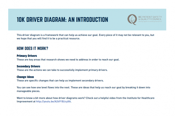 The 10k 10000 reasons to race for infection prevention bc download the 10k driver diagram ccuart Images