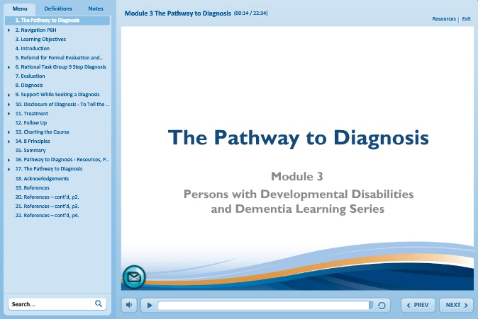 The Pathway to Diagnosis