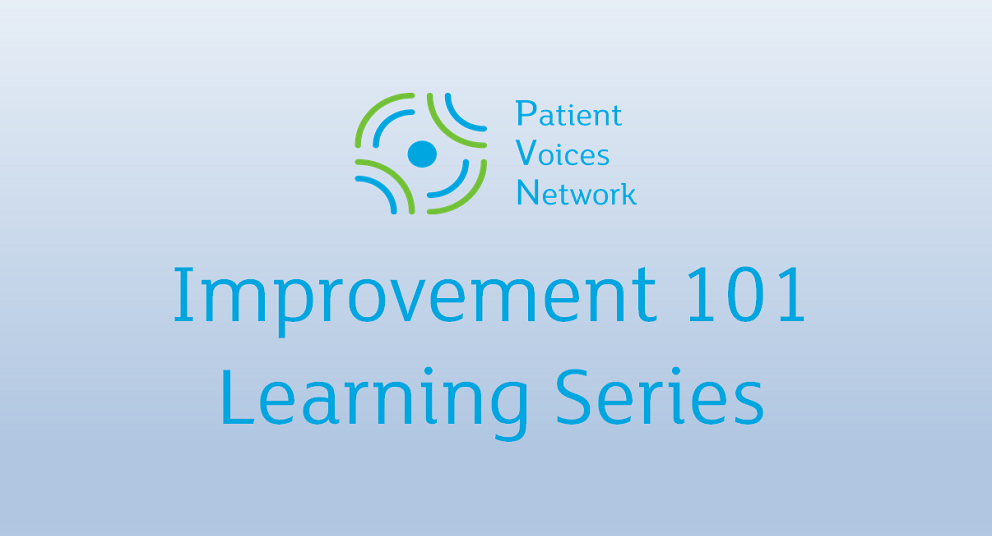 Improvement 101 Learning Series