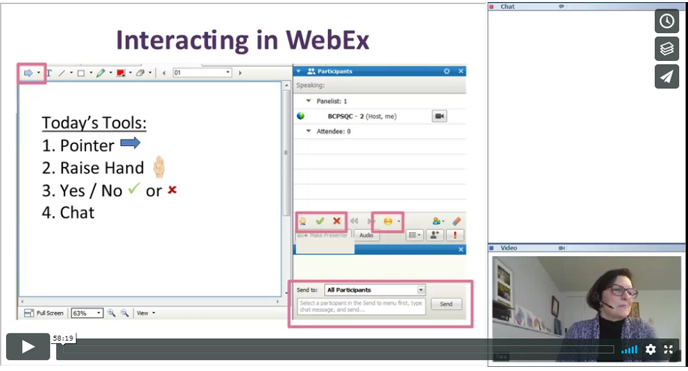 Webinar Recording: Measurement & Data Collection Tool
