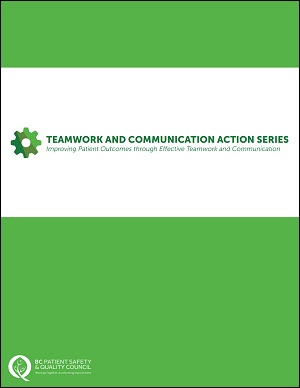 Teamwork and Communication Action Series