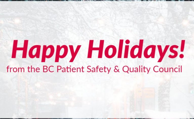 Happy Holidays from the Council!