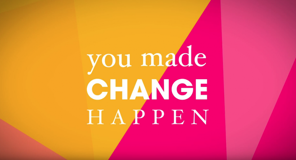 Four Stories from Change Day BC: Your Pledges in Action