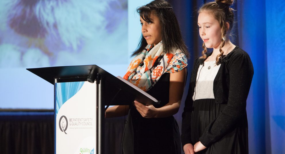 Chanteya Waterman & Hannah O'Donnell: These Two 11-Year-Olds Have Big Dreams for Health Care