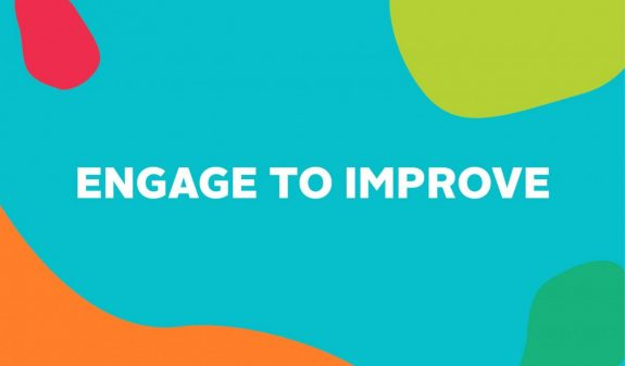 Engage to Improve: Creative Solutions for Working Better Together