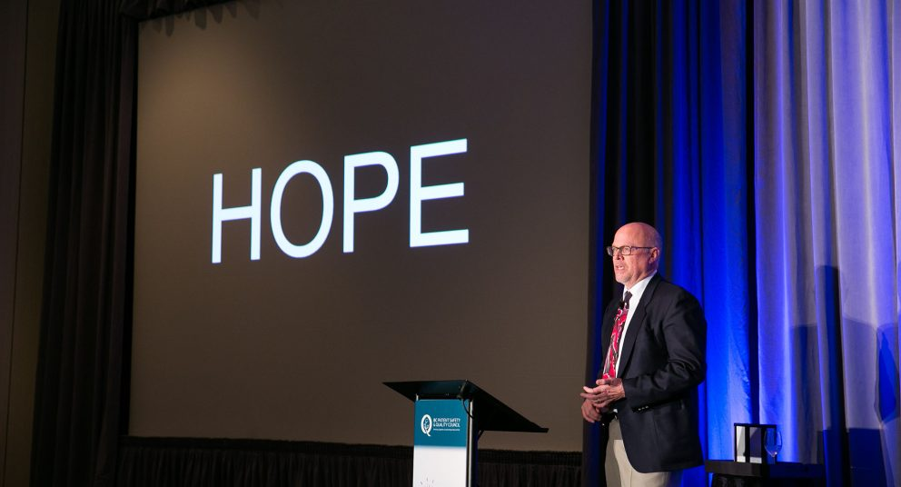 Jeff Harries: Hope, Compassion, Knowledge – Treating Alcoholism with Medication
