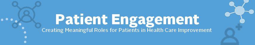 Patient Engagement workshop banner