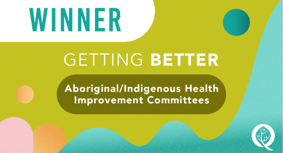 Aboriginal/Indigenous Health Improvement Committees