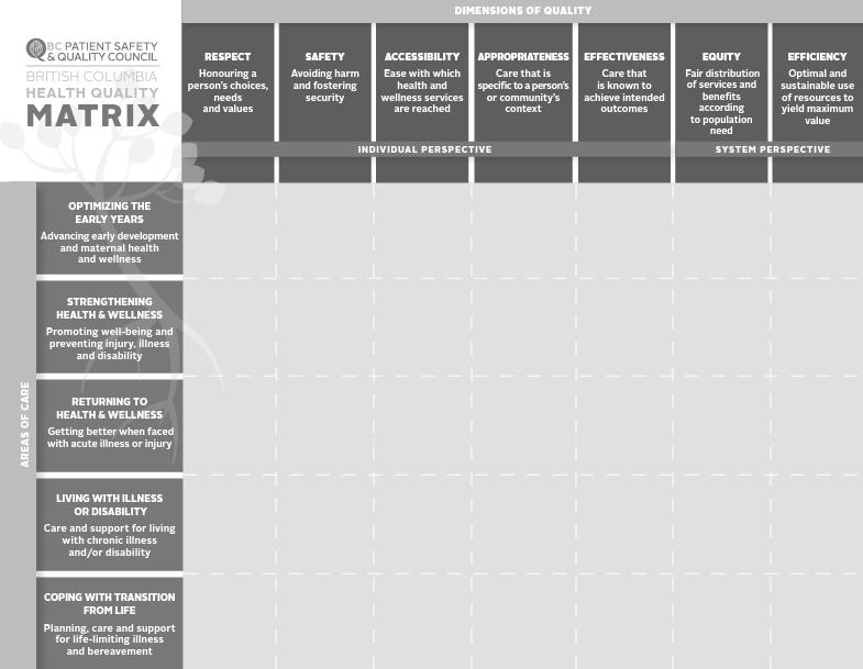 Greyscale Matrix Visual