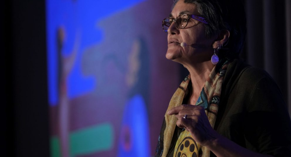 Gwen Phillips: We Don't Own the Land, the Land Owns Us
