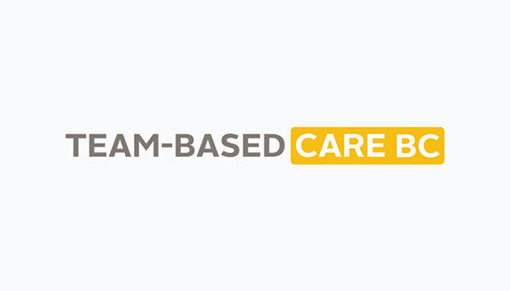 The words 'Team-Based Care BC'.