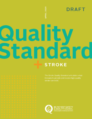 Stroke Quality Standards