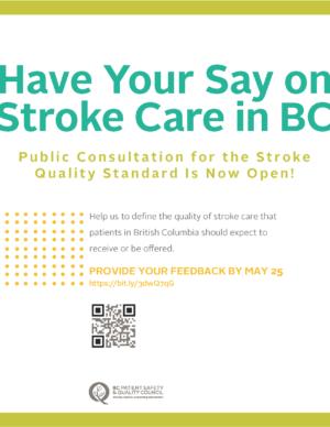 Stroke Care Poster